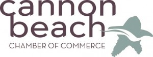 Cannon Beach Chamber of Commerce logo