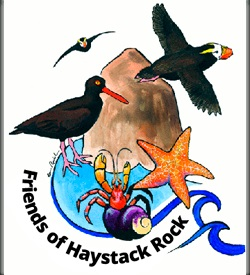 Friends of Haystack Rock logo