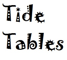 Tide Tables Cannon Beach logo